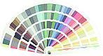 Palette de couleurs Tschoeppé